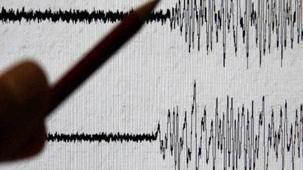 Землетрясение в России