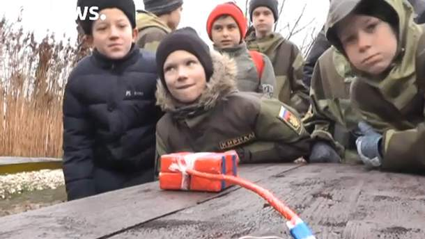 Сюжет Euronews про Крим