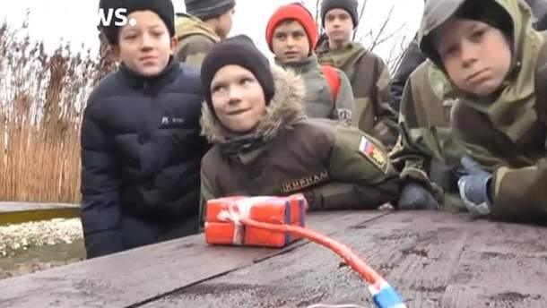 Сюжет Euronews о Крыме
