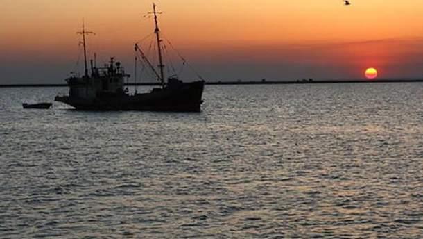 В России исчезло рыболовецкое судно