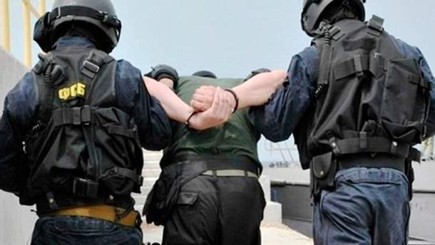 Обшуки у Криму