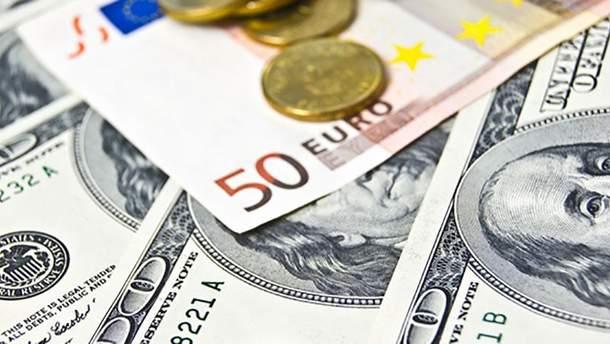 Наличный курс валют 25 января в Украине