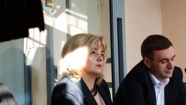 Суд у справі Гаврилової