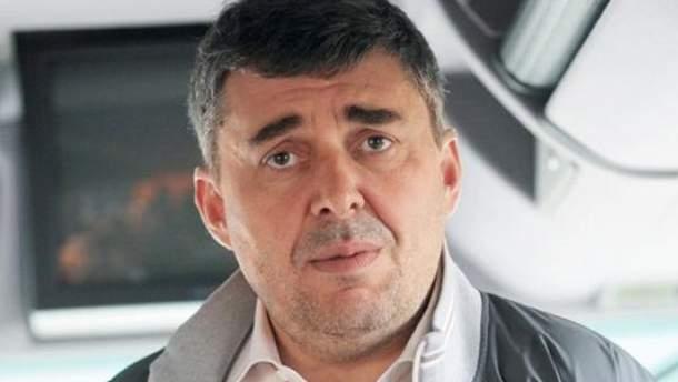 Президдент Roshen В'ячеслав Москалевський