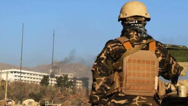 Теракт в отеле Кабула