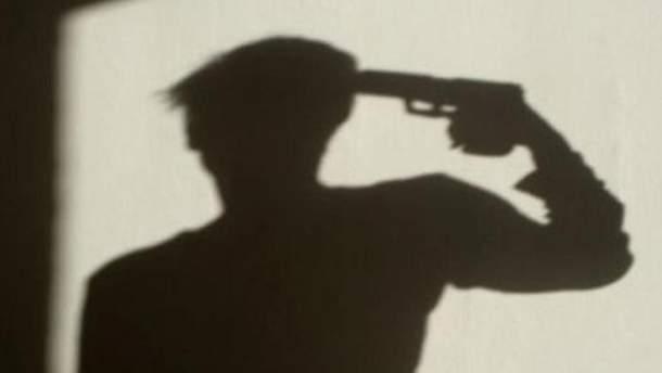 В Северодонецке военный совершил самоубийство на посту