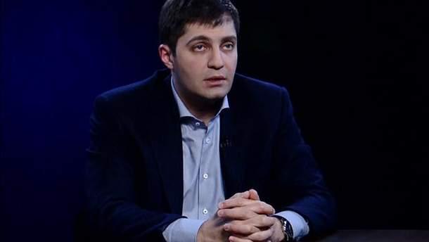 Сакварелидзе получил обвинение в ряде преступлений