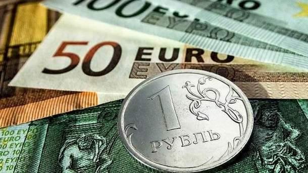 Російські компанії продають свої облігації, побоюючись нових санкцій США