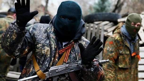 Ситуация на оккупированном Донбассе