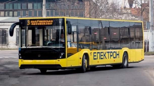 Во Львове разыскивают автобусы АТП №1