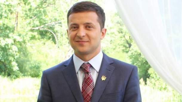 """Зеленский рассказал, для чего создал партию """"Слуга народа"""""""