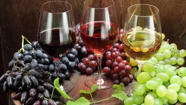В Украине появится праздник виноградарей, виноделов и садоводов