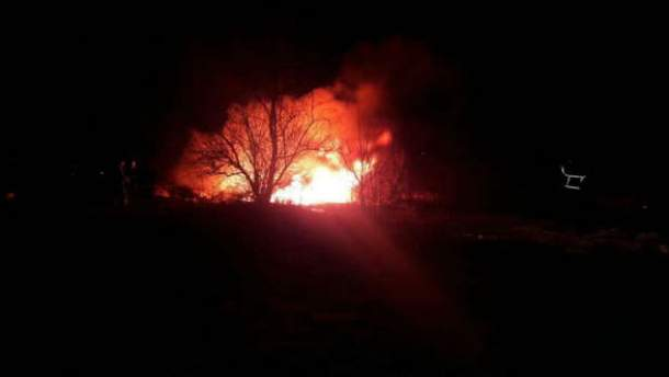 Аварія гелікоптера у Кременчуці