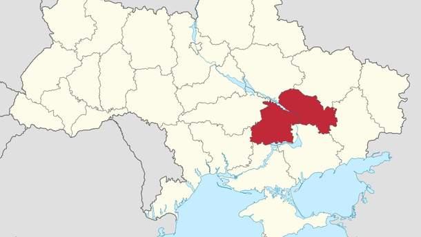 Дніпропетровську область хочуть переіменувати