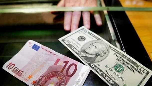 Наличный курс валют 26 января в Украине