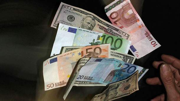 Курс валют НБУ на 29 января