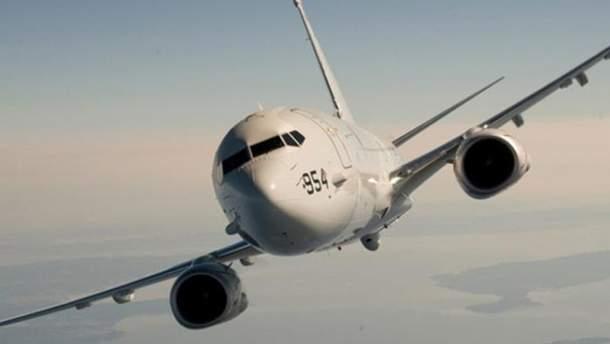 Разведывательный самолет США