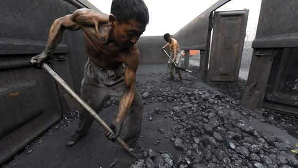 Вугілля з Північної Кореї