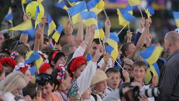 Население Украины будет сокращаться