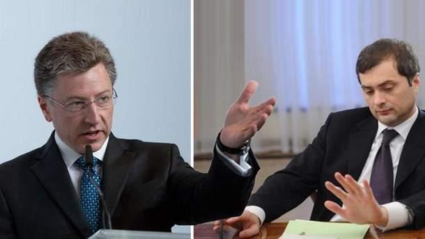 В Кремле не имеют ожиданий от встречи Волкера и Суркова