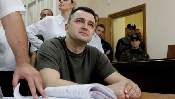 Военный прокурор сил АТО Константин Кулик.