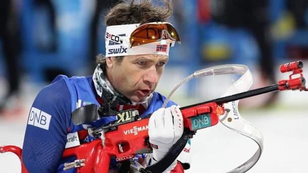Бьерндален едет на Олимпиаду-2018 со сборной Беларуси