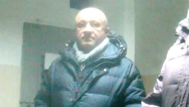 Патрульные показали видео, как остановили мужчину юриста ЦПК