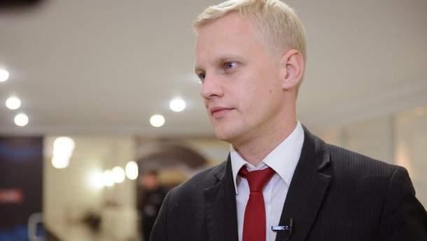 Шабунин заявил, что Луценко поставил на себе крест в глазах элиты Запада