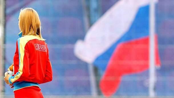 Россиянам запретили использовать флаг, гимн и другую символику во время ОИ-2018