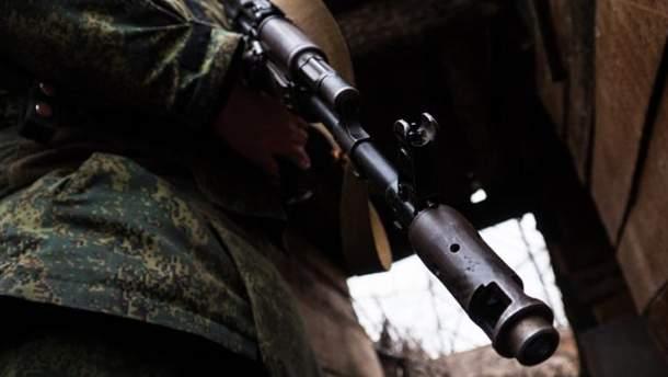 Война на Донбассе: террористы нарушили режим тишины