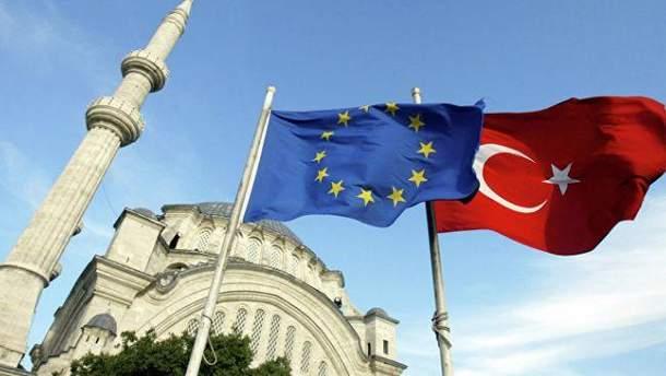 Туреччина очікує від України закриття шкіл, пов'язаних з рухом Гюлена