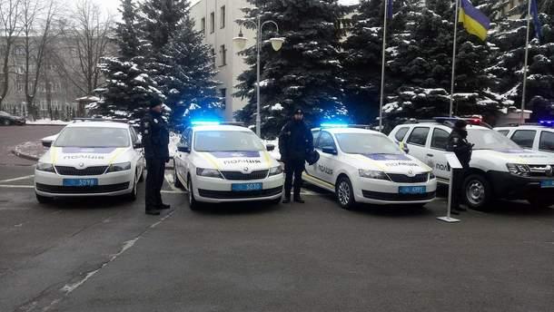 Поліція буде працювати у Криму та Севастополі