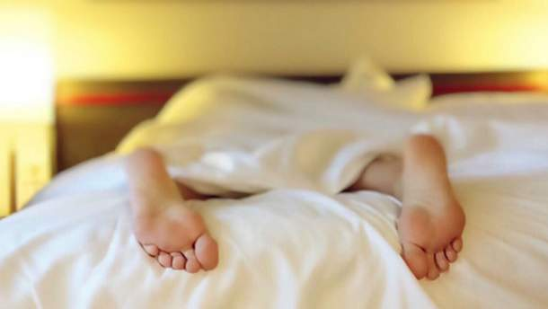 Як висипатися вночі