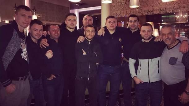 Бій Усик – Брієдіс: Ломаченко приїхав підтримати українця