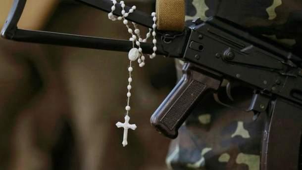 Украина снова понесла потери на фронте