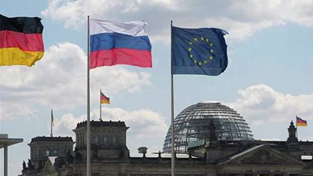 """В Германии санкции против РФ назвали """"мертвой лошадью"""""""
