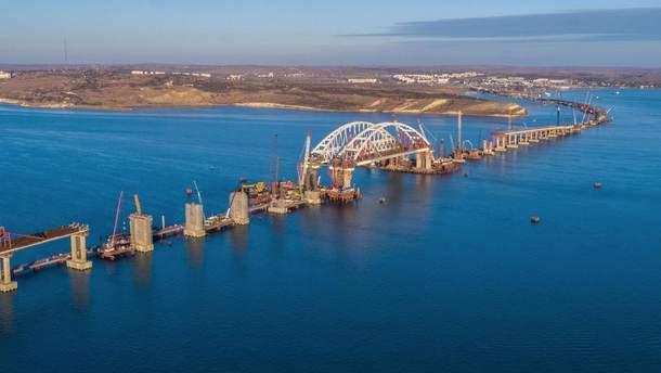 Генерал пояснил стратегическую цель Путина с Керченским мостом