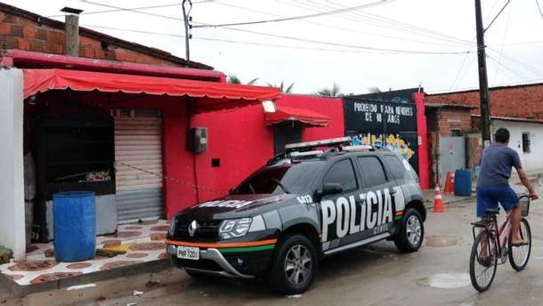 Невідомі розстріляли відвідувачів нічного клубу у Бразилії