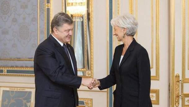 В МВФ назревает скандал