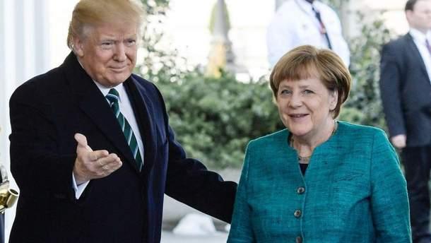 США используют Украину, чтобы остаться на рынке Европы?
