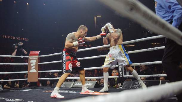 Майрис Бриедис против Александра Усика