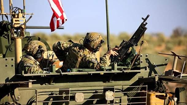Військові США в Сирії