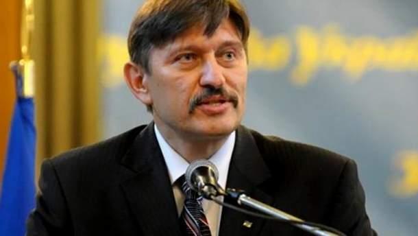 Помер екс-депутат Верховної Ради Сергій Олексіюк