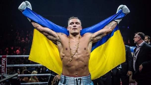 Известна сумма, которую Усик получит за финал Всемирной боксерской суперсерии (WBSS)