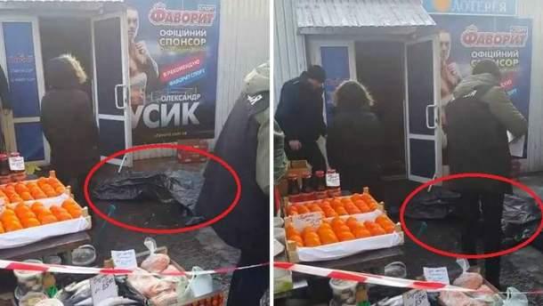 У Києві застрелили чоловіка