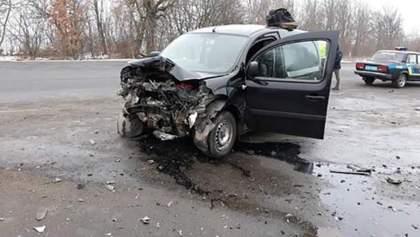 На Вінниччині сталася смертельна аварія
