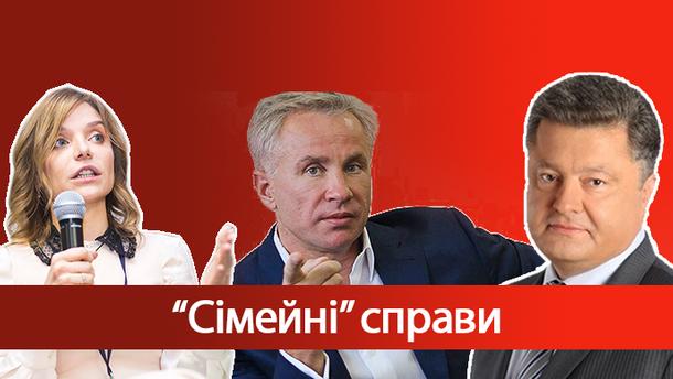 """""""Дружба"""" между Порошенко и Косюком: кто кому помогает и при чем здесь невестка Президента?"""