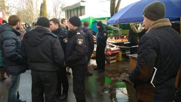 Второй пострадавший в результате стрельбы в Киеве находится в удовлетворительном состоянии