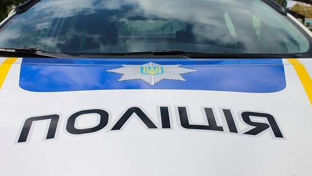 Полиция нашла авто на дне озера