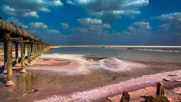Прісні водойми в Україні все більше перетворюються на солоні